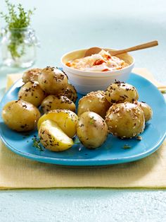 Schnell drei Kilo weg: 21 Low-Fat-Rezepte Pretzel Bites, Babys, Food And Drink, Low Carb, Fruit, Babies, Infants, Infant, Human Babies