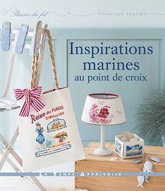 Inspirations marines au point de croix