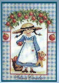 ElenaCirulis — «моя вышивка» на Яндекс.Фотках My Works, Cross Stitch, Embroidery, Punto De Cruz, Needlepoint, Seed Stitch, Cross Stitches, Crossstitch, Punto Croce