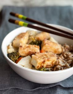 How To Make Crispy Tofu Without Deep-Frying