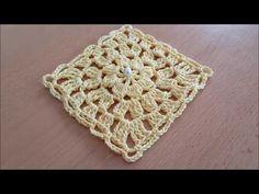 Crochet Motif, Make It Yourself, Blanket, Blog, Coaster, Youtube, Lace, Tejidos, Blogging