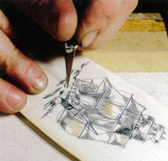 Scrimshaw | The Art of Scrimshaw