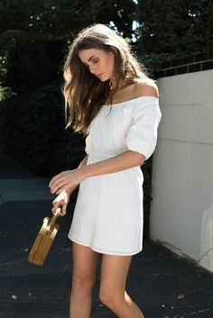PRE ORDER Rosie Mini Dress