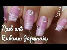 Rubans Japonais / Japenese Nail art