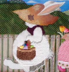 Needlepoint Tips and Techniques: December 2010