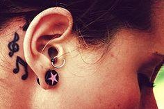 #music #ear #tat