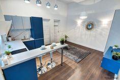 Eladásra előkészített kis budapesti lakás