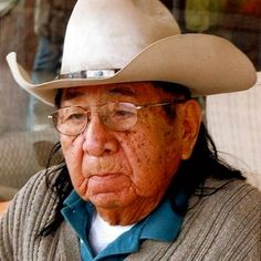 Grandfather Bear Heart - Native American Medicine Man and role model for many. 1918 -- 2008.