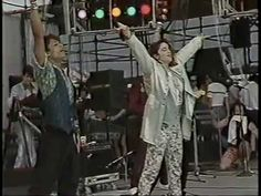(1985 Live Aid ) Do they know it's christmas? / Band Aid - YouTube