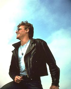 Kenickie. Where my obsession with bad boys started...GREASE <3