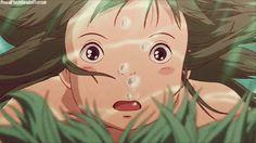 Spirited Away. Chihiro