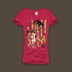 """""""Pimp my kijaszek"""" T-Shirt by Bazinga Designs (http://www.bazingadesigns.com/en)"""