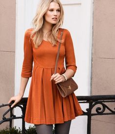 < Style 3 > Fall Dresses.  Yay yay yay!