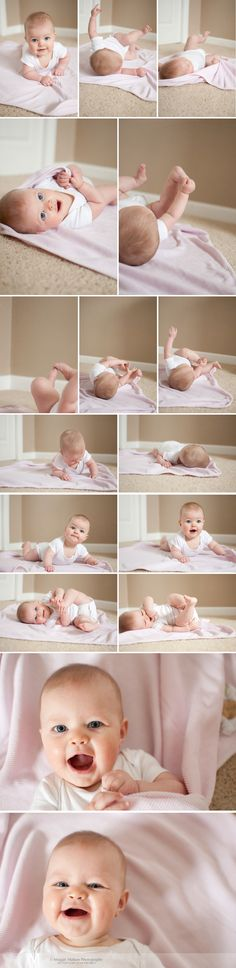 6 month old baby, lifestyle photography, photo session, simple, baby girl