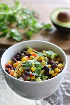 Southwest Black Bean and Corn Salsa for your #MemorialDay Weekend festivities! #salsa