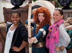 Vanessa Williams & Sasha from Stars at Disneyland & Disney World   E! Online