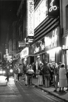 Soho stories: celebrating six decades of sex, drugs and rock'n'roll