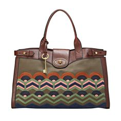 FOSSIL® Categories SALE:Women Vintage Re-Issue Weekender ZB5523...hmmm....do I like this?