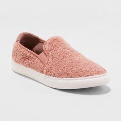 842e40e0f59a2 Toddler Girls  Margarita Glitter Sneakers - Cat   Jack™ Rose Gold ...