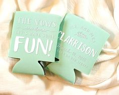 Wedding Favors, Vows are Done Let's Have Some Fun, Personalized Favors, Custom Favors, Party Favors, Wedding Can Coolers, 1419 #babyshowerideas4u #birthdayparty #babyshowerdecorations #bridalshower #bridalshowerideas #babyshowergames #bridalshowergame #bridalshowerfavors #bridalshowercakes #babyshowerfavors #babyshowercakes