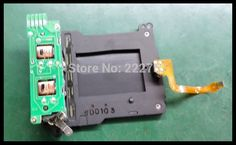 68.79$  Watch now - http://alirzn.worldwells.pw/go.php?t=32282518300 - Shutter Unit Component with Blade Assembly Repair Part for Canon 1D Mark III 3 1D3 Camera (Free shipping with tracking number)