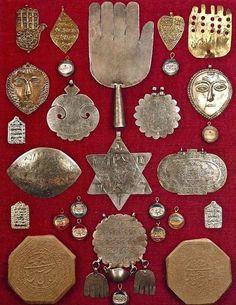 Amulets, Iran