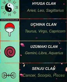Which clan are you in?