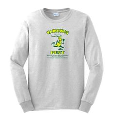 Vamonos Pest LONG Sleeve T-shirt Breaking Bad Los Pollos Hermanos Chickn Brothers AMC TV Show