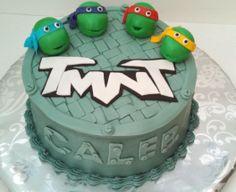 Teenage Mutant Ninja Turtles cake,