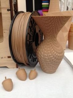 Wood3D Print Show in London highlights: desktop 3D printers (video) | 3D Printer News 3D Printing News
