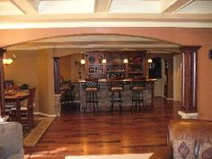 finished basements - Google Search