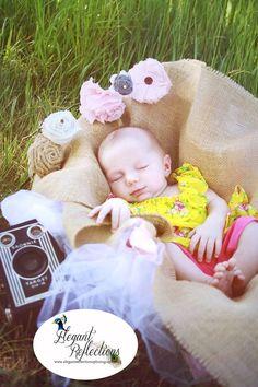 My sweet baby girl! #ElegantReflections #AngelinaVelasquez