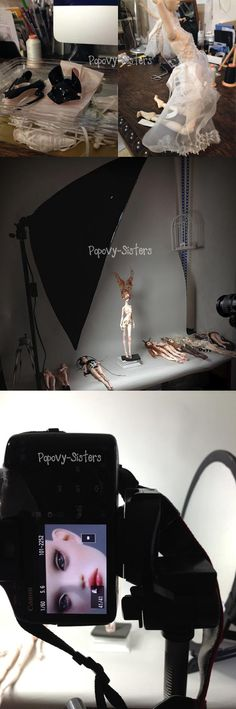 My Dolly Adventures: Interview with Popovy Sisters