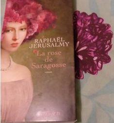 La rose de Saragosse - Raphaël JERUSALMY http://alexmotamots.fr/la-rose-de-saragosse-raphael-jerusalmy/