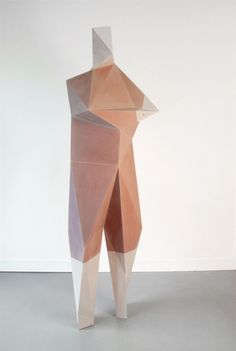 Xavier Veilhan Xavier Veilhan, Figurative Art, Metal Art, Art Inspo, Sculpture Art, Geometry, Table Lamp, Contemporary, Abstract