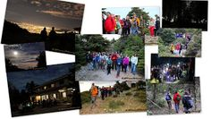 Με συντροφιά το φεγγάρι και τους ήχους του δάσους, κάναμε τη βόλτα μας, σε κοντινή απόσταση από το καταφύγιο Φλαμπούρι. (02-05-2015)
