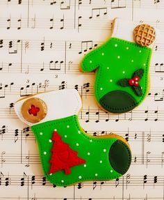 Christmas cookies by DI ART
