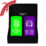 E421 :  Coffret « ZEN & ZEN »  De-Stress Tea - Marco Polo Rouge