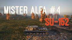 Mister Alfa #4 SU-152