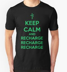Keep Calm and Recharge (ENL) by tonid