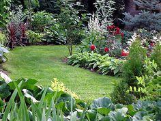 Konnadonna - kotona ja puutarhassa: Pihasuunnitelma