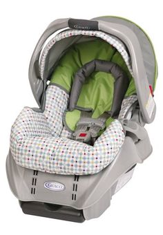 Graco SnugRide Classic Connect Infant Car Seat, Pasadena | Best Baby Car Seats