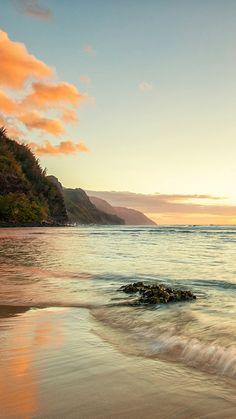 Nature-Ocean-Sea-Mountain-Beach-Wave-Landscape-iPhone-6-wallpaper.