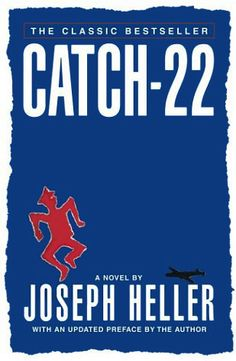 Catch-22 by Joseph Heller is an absurdist black comedy war story about Yossarian, a WWII Bombardier constantly trying to avoid ever rising flight missions.  The first half was a bit challenging and slow going but I couldn't put it down once I really got into it.  So much has been said about Catch-22 I couldn't possibly add much of value or novelty. It's a classic and of course recommended reading.