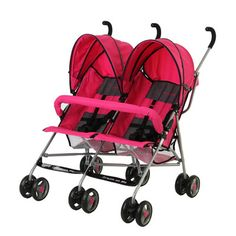 Dream On Me Twin Stroller 447 P