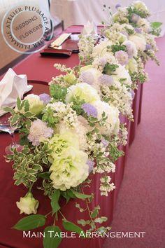 東京・ウェディングブーケと会場装花の専門アトリエ「プルマージュ」