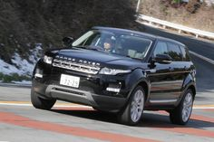 RANGE ROVER EVOQUE... Someday