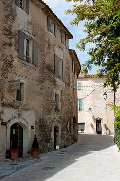 Menerbes, Vaucluse, Luberon, Provence, France | Flickr - Photo Sharing!