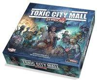Zombicide: Toxic City Mall -$40- builds off of the previous game. Toxic City Mall offers new content and game modes to expand your Zombicide experience. The mall is infested with toxic zombies, bizarrely mutated monsters that release toxic blood sprays when killed. Keep your distance and aim carefully! Lucky for you, four new survivors are joining the party with new weapons and new skills.