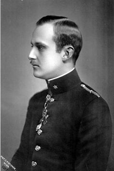 His Imperial and Royal Archduke Karl Albrecht of Austria (1888-1951)